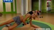Cindy Whitmarsh - Sexy Strong Calorie Burn Six-pack Ab Calorie Burn