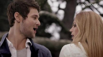 Песента,която Спечели Евровизия !! Ell & Nikki - Runing Scared ( Official H D Video ) 2011