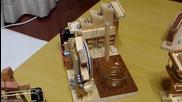 Невероятни дървени машини !