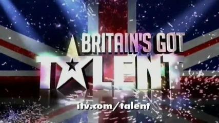 Великобритания търси талант-2010г.