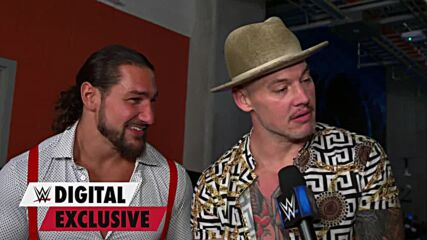 Happy Corbin & Madcap Moss revel in their victory: WWE Digital Exclusive, Oct. 22, 2021