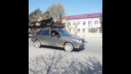 Azerbaijan: Military deployed as fighting breaks out in Nagorno-Karabakh