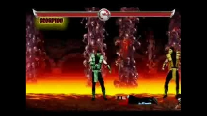 Mortal Kombat - Mele