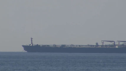 Gibraltar: UK's Navy seizes supertanker allegedly carrying crude oil to Syria