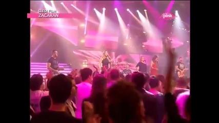Ana Nikolic - Romale Romali i Zla Barbika - Vip Room - (TV Pink 2012)