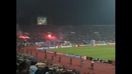 Левски - Барселона 0 - 2 (22 - 11 - 2006г.)