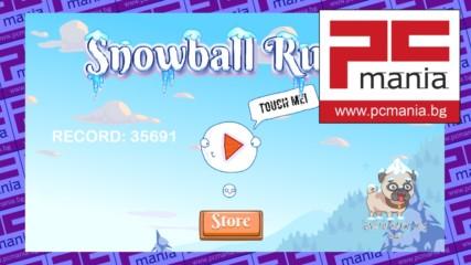 Snowball Rush - ИграемСамоНаЛесно #3 - PC Mania
