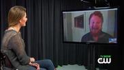 Ian Somerhalder Salutes Strong Women