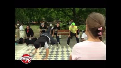 Jam on it - Брейк денс шоу