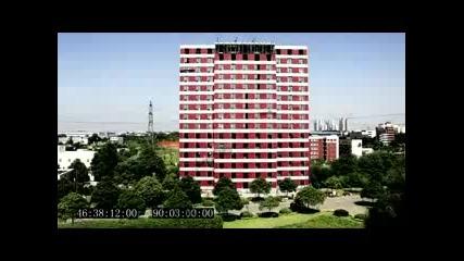 Невероятно!китайци строят хотел за 6 дни!!!