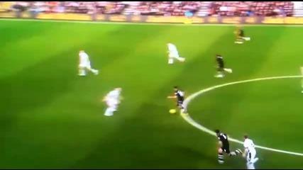 Ben Arfa Season So Far 2011 - 2012