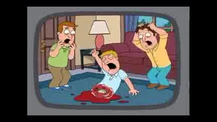 Family Guy - Двама Мъже И Половина