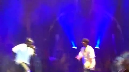 50 Cent и Роналдиньо рапират