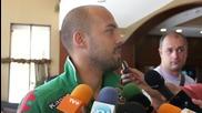 Николай Михайлов: Еуфорията около мача с Италия премина