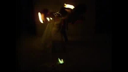Four Frenzy Fire Fantasies(f4) - Firedance