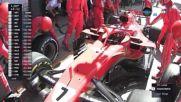Ферари доминират в последните три състезания