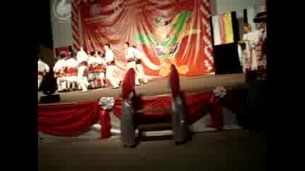 Ботевградска младост-шопски танц [на фестивала в Денизли]