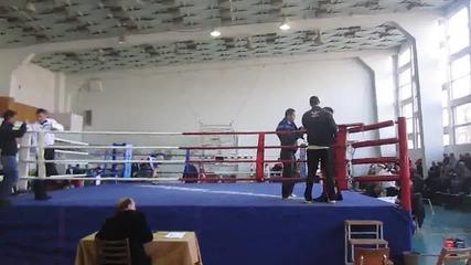 Boxing - Добрин Юруков (сторм) срещу Кристиан Нанков (славия)