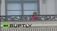 Austria: EU's Mogherini takes a breather from marathon Iran nuclear talks