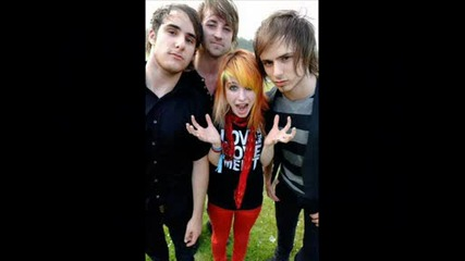 Paramore - For A Pessimist,  Im pretty Optimistic
