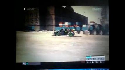 Gymkhana Jump Ken Block Ford Fiesta!