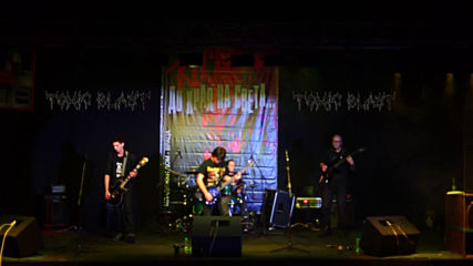 Toxic Blast - 2018 - Live in Vratsa City - 01 - Intro Last Hope