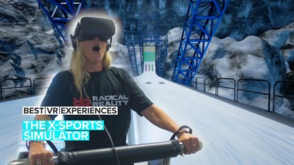 Best VR Experiences: The extreme sports simulator