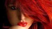 Дамата в червено