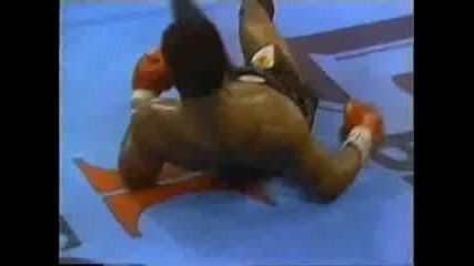 Mike Tyson - Nokaut