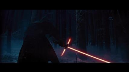 Star Wars: The Force Awakens / Междузвездни войни: Пробуждане на силата