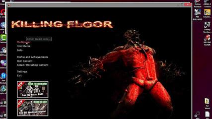 Killing Floor (multiplayer & Autoupdate)