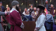 WWE Superstars get married in Viking wedding ceremony