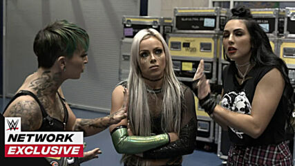 Liv Morgan is not in the mood for Billie Kay and Ruby Riott arguing: WWE Network Exclusive, Jan. 15, 2021