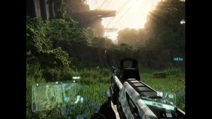 Crysis3 Welcome to Jungle, част 1