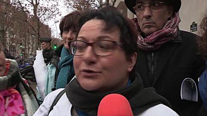 France: Nurses strike nationwide over Health Plan 2022
