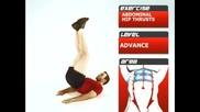 Упражнение за коремните мускули 1