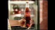 Реклама - Coca - Cola Sonrisas