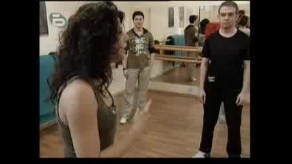 music idol 2 - в танцовото студио