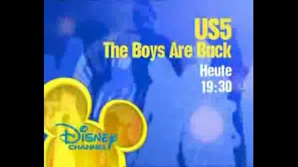 Us5 - The Boys Are Back(hsm3 - Trailer ;)