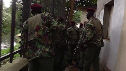 Kenya: SWAT team enters Nairobi hotel as militant attack ongoing