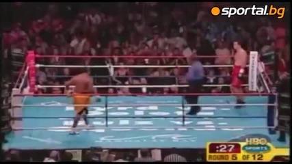 Вижте какво се случва с Кличко без допинг... Резил за шампиона, гледайте!!!!!!