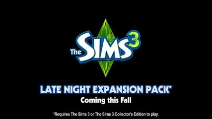 The Sims 3 - Official Late Night Announcement