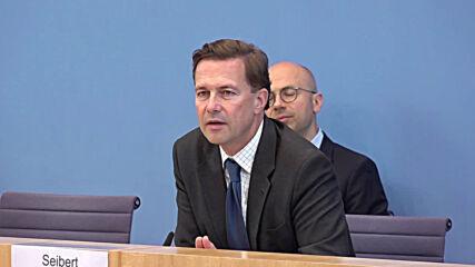 Germany: Government spokesperson confirms Merkel met Navalny at Berlin hospital
