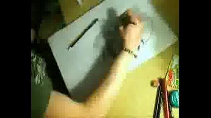 Leona Lewis - Рисуване