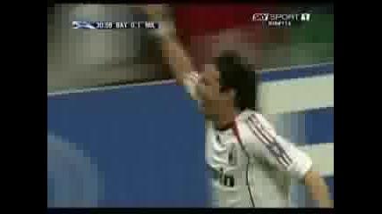 Най - важните голове на Филипо Индзаги за Милан
