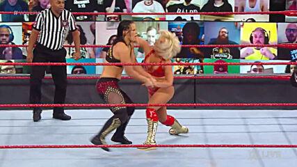 Mandy Rose vs. Shayna Baszler: Raw, Jan. 18, 2021