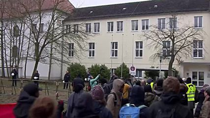 Germany: Dessau remembers Oury Jalloh, asylum seeker burned in police cell