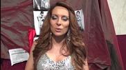 Dancing Stars - Сани Жекова подкрепя Албена и Калоян (05.06.2014)