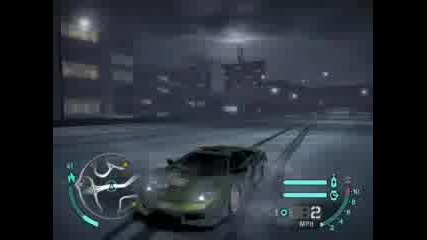 Need For Speed Carbon - Murcielago 900 Mph