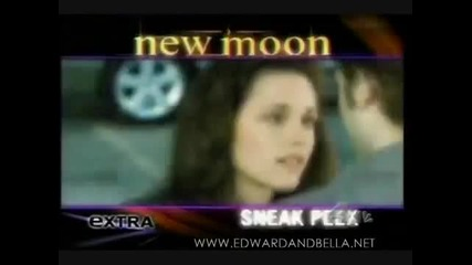 New Moon Parking Lot Scene Sneak Peek - Celebrate